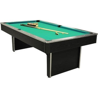 Imperial 6.5 Ft. Non Slate Pool Table with all Accessories / IMP 26-650 - Black