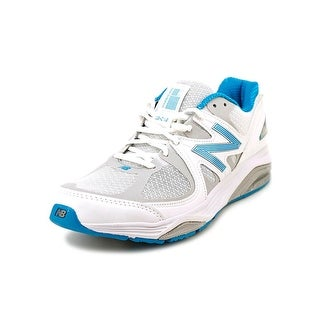 New Balance W1540 Women 2A Round Toe Canvas Sneakers