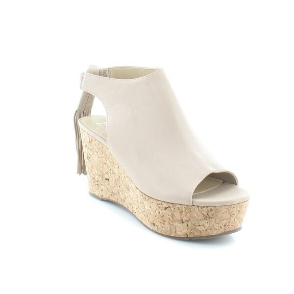 Marc Fisher LTD Sueann Women's Heels Light Natural - 8.5