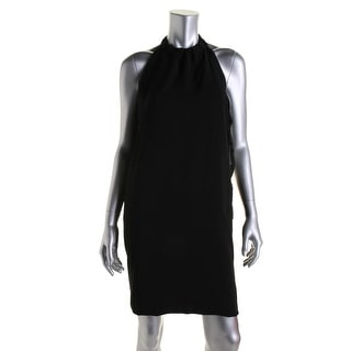Zara Basic Womens Halter Party Cocktail Dress
