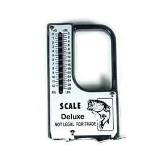 Eagle Claw Tool Pocket Scale 28lb - 38' Tape