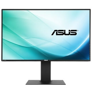 "Refurbished - ASUS PB328Q 32"" Monitor WQHD (2560x1440) Non-glare 300 cd/ Flicker free VESA"