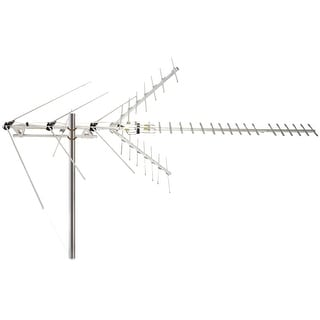 Channel Master Cm 2020 Uhf / High Vhf Hdtv Antenna - 60 Mile Range (Cm2020) (Discontinued By Manufacturer)