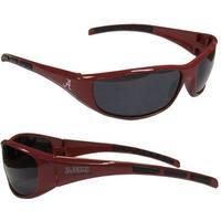 Alabama Crimson Tide Wrap Sunglasses