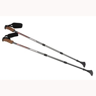 Coleman Trekking Survival Poles (Pair) Tan/Black 2000016536