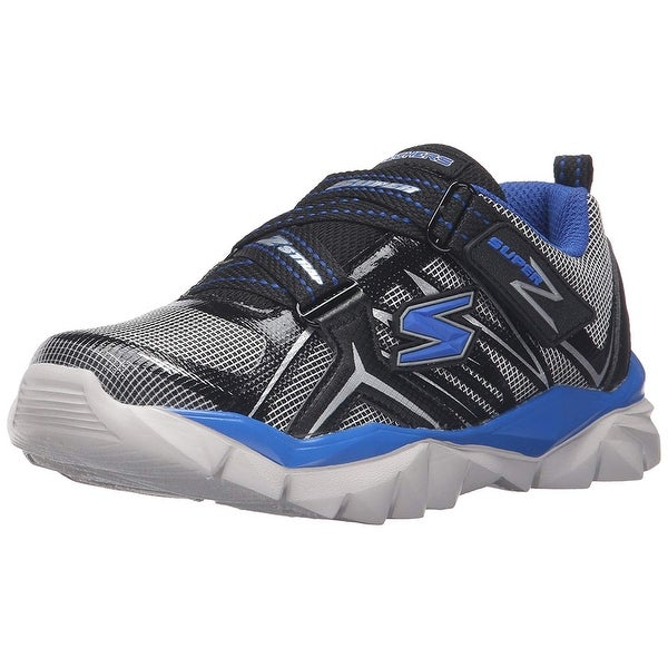 Details about skechers kids electronz Z strap shoes toddler