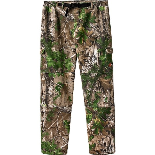 7aefebeae1501 Shop Legendary Whitetails Men's Camo Camp Cargo Sweatpants ...