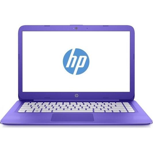 "Refurbished - HP Stream 14-ax011ds 14"" Laptop Celeron N3060 1.60GHz 4GB RAM 32GB eMMC WIN10"