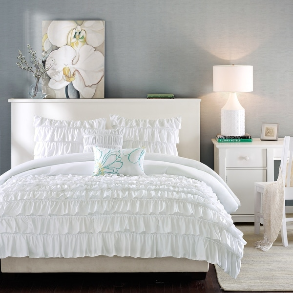 Demi Comforter Set by Intelligent Design. Opens flyout.