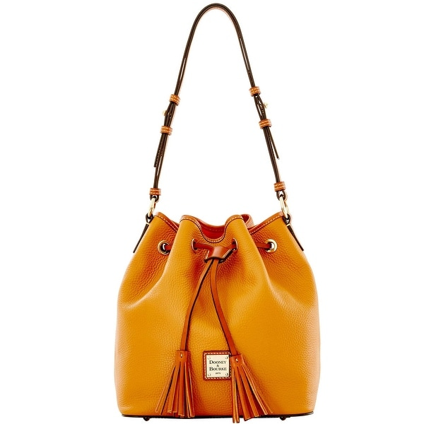 Dooney & Bourke Pebble Grain Kendall (Introduced by Dooney & Bourke at $268 in Jul 2015) - peanut brittle