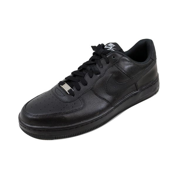 Nike Women's Air Force 1 Ultra Force ESS Black/Black-White 749530-001 Size 11