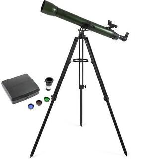 Celestron ExploraScope 80AZ Refractor-Intermediate Imaging Telescope