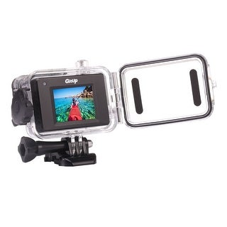 Spytec Git1 Action Camera - Pro Edition - 1080P Hd + Wifi Functionality