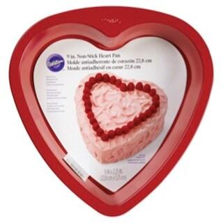 Novelty Cake Pan-Red Heart