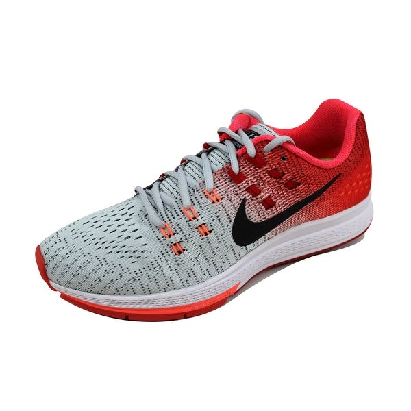 05ae7528a89a5 Shop Nike Women s Air Zoom Structure 19 Black Summit White-Prism ...
