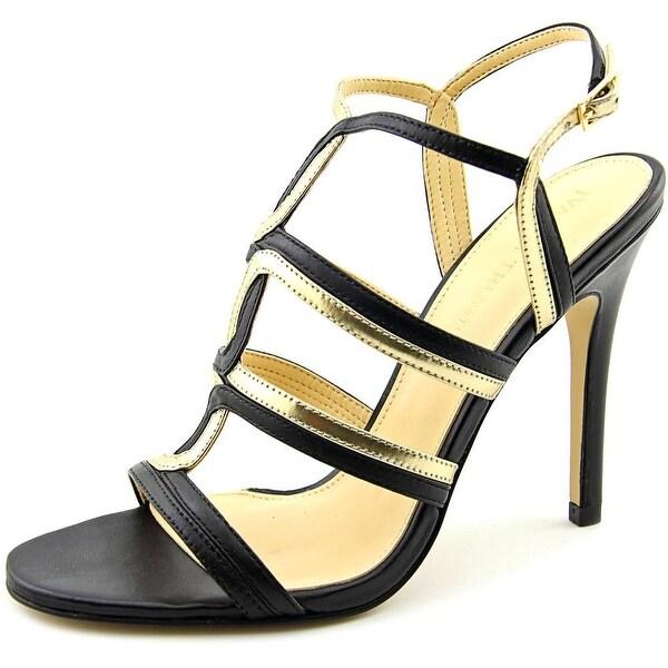 Ivanka Trump Hazen Open Toe Leather Sandals