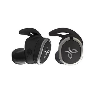 Jaybird RUN True Wireless Headphones, Secure-Fit, Sweat-Proof & Water Resistant