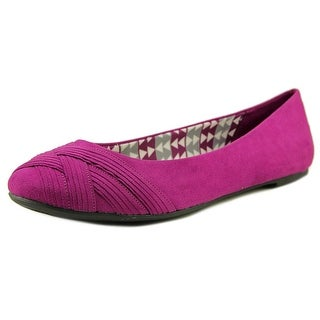 Fergalicious Whittney Women  Round Toe Synthetic  Ballet Flats