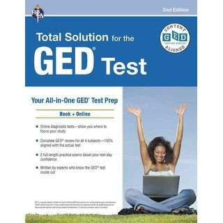 Total Solution for the GED Test - Stephen Reiss, Stacey Kiggins, et al.