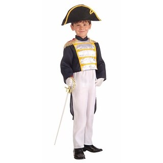 Colonial General Child's Costume