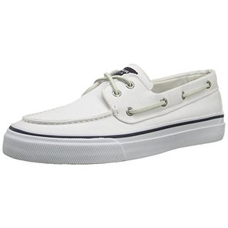 Sperry Mens Bahama Textured Slip On Boat Shoes - 7.5 medium (d)