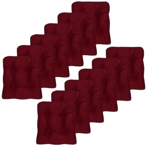 Fluffy Memory Foam Non Slip Chair Pad