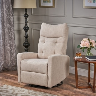 Link to Christopher Knight Home Woodglen Contemporary Glider Swivel Push-back Nursery Recliner Similar Items in Gliders