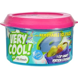 Fit and Fresh Kids 1 Cup Chill Container - ct