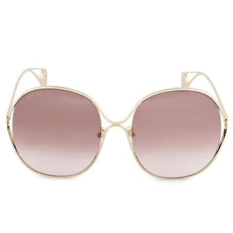 41eb60aabef Gucci Gucci Oversized Sunglasses GG0362S 002 57