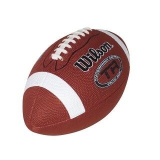 Wilson TR Rubber Junior Size 6 Football
