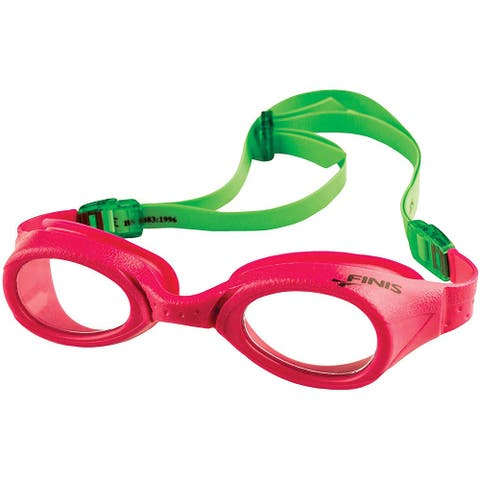 FINIS Kids Fruit Basket Scented Goggles - Hot Pink Watermelon - One Size