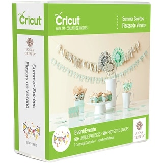Cricut Event Cartridge-Summer Soirees By Anna Griffin