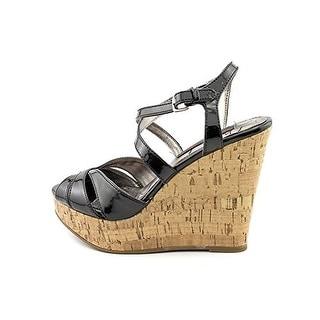 Material Girl Women Renee Wedge Sandals