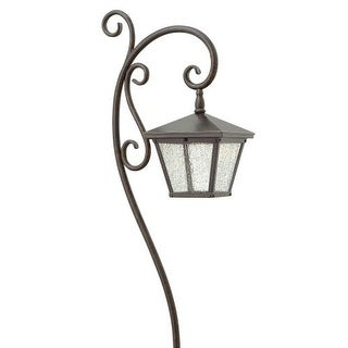 Hinkley Lighting 1515 12v 18w Cast Aluminum Outdoor Path Light from the Trellis Collection