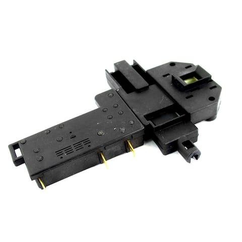 AC250V Black Plastic Washer Door Lock Interlock Switch for Haier Washing Machine