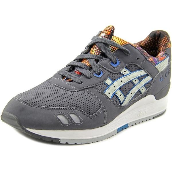 Asics Gel-Lyte III Women Round Toe Synthetic Gray Running Shoe