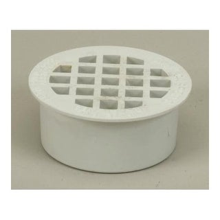 "Proflo PF42937 2"" ABS All Plastic Snap-In Drain"