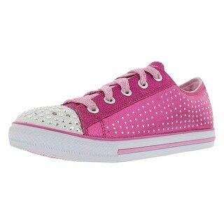 Skechers Tt Cc Studded Preschool Athletic Girl's Shoes - 2.5 m us little kid
