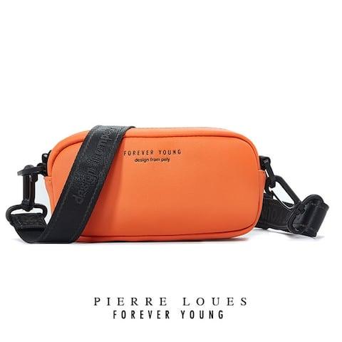 2019 New Korean Solid Color Ladies Messenger Bag - M