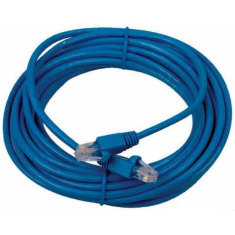 RCA TPH532B Network Cable, Blue, 25'
