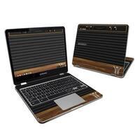 DecalGirl  Samsung Chromebook Plus Skin - Wooden Gaming System