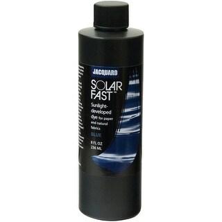 Jacquard Solarfast Dyes 8Oz-Blue