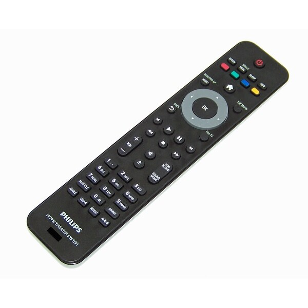 OEM Philips Remote Control: HTS3306, HTS3306/F7, HTS3306/F7B, HTS3306/F8, HTS5506, HTS5506/F7, HTS5506/F8