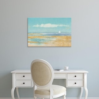 Easy Art Prints James Wiens's 'Sail Away' Premium Canvas Art