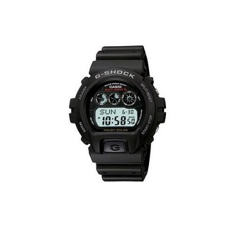 Casio gw6900-1v g shock solar atomic watch