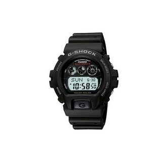 Casio gw6900-1v g shock solar atomic watch