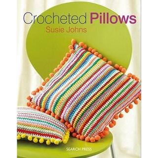 Search Press Books-Crocheted Pillows