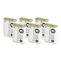 Replacement Battery For VTech 5850 / 5873 Cordless Phones - 102 (800mAh, 3.6V, NiMH) - 6 Pack
