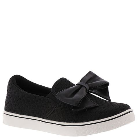Bernie Mev Womens Verona Bow Leather Closed Toe Boat Shoes - 7.5