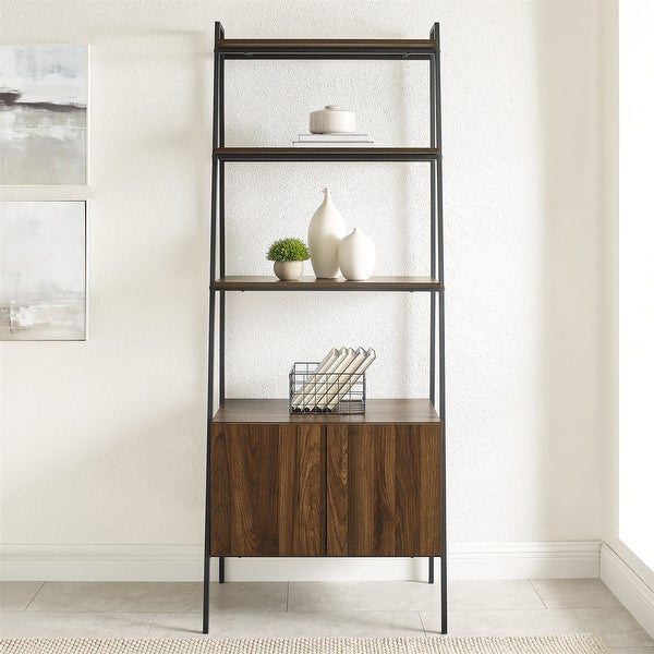 Carbon Loft Lahuri 72-inch Ladder Storage Bookshelf. Opens flyout.